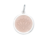 Medium Pendant - Lotus