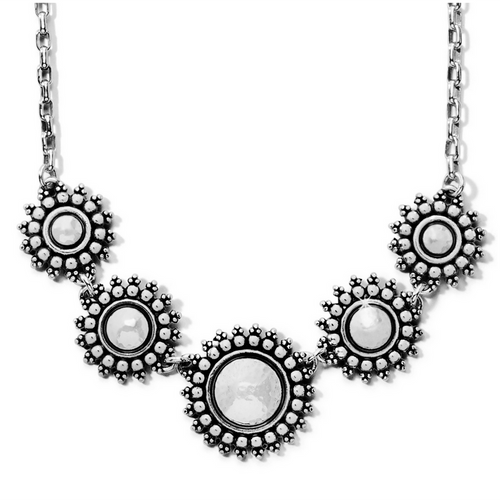 Telluride Sunburst - Collar Necklace