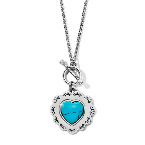 Southwest Dream Spirit - Heart Necklace
