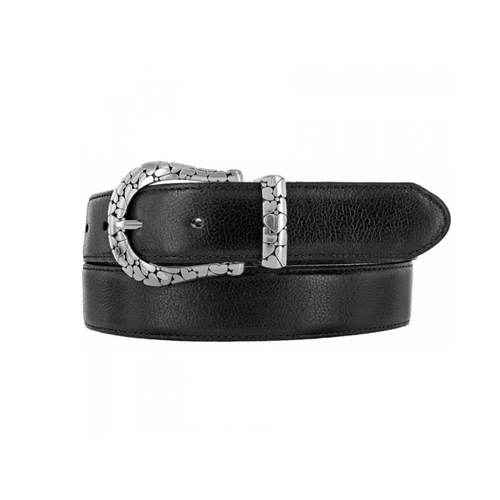 Le Beau Hearts Reversible Belt