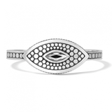 Pebble Disc Marquise Cuff