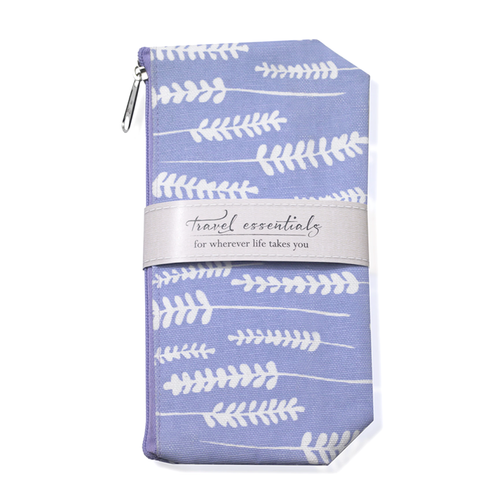 Cosmetic Bag - Lavender
