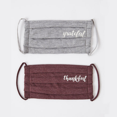 Grateful Mask - 2 Pack