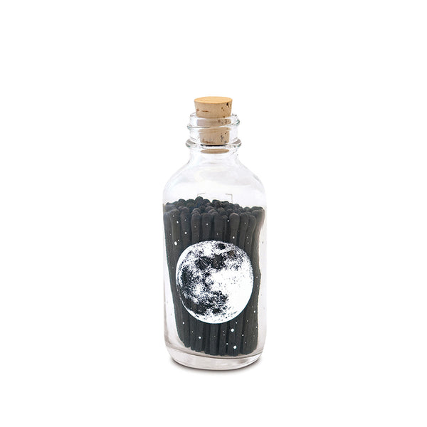 Mini Apothecary Match Bottle - Astronomy