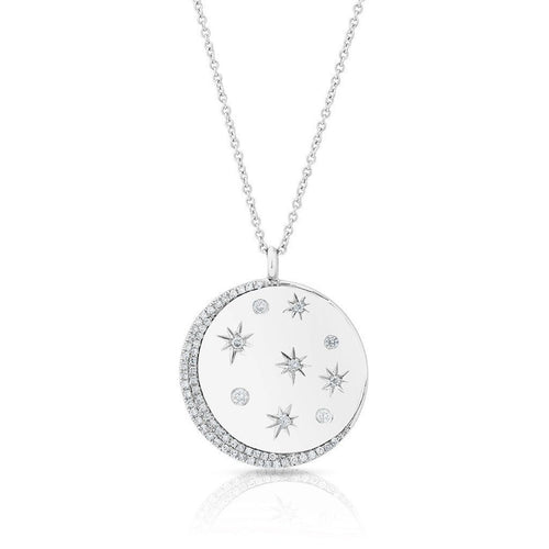 Stars Necklace - With Zicron