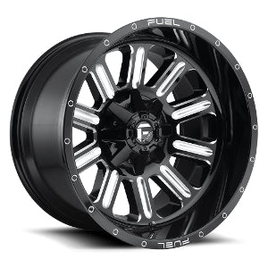 Fuel Off Road  フューエルオフロード ホイール HARDLINE D620 | Gloss Black & Milled