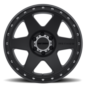 METHOD RACE WHEELS メソッド ホイール 610 | Con 6 | Matte Black