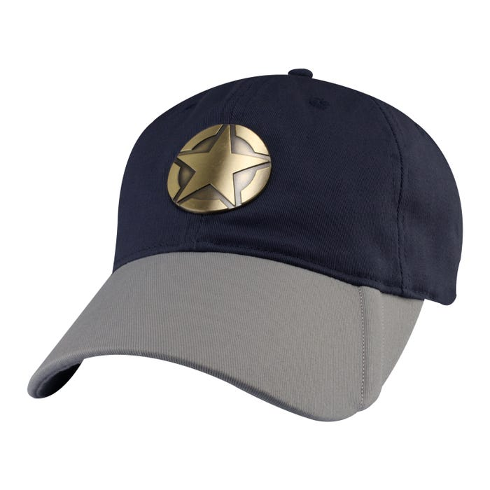 METAL STAR CAP