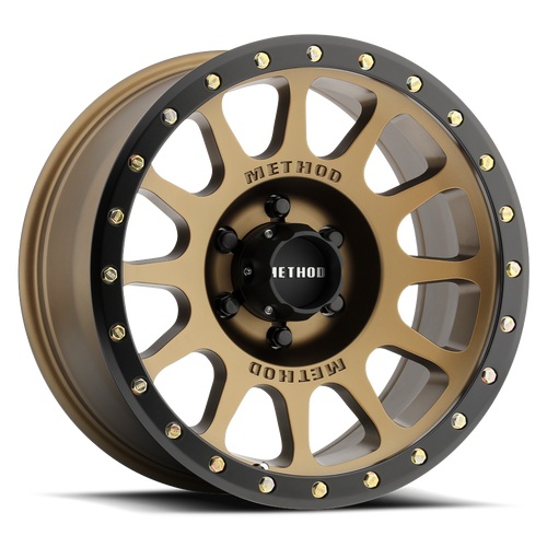 METHOD RACE WHEELS メソッド ホイール 305 | NV | Bronze