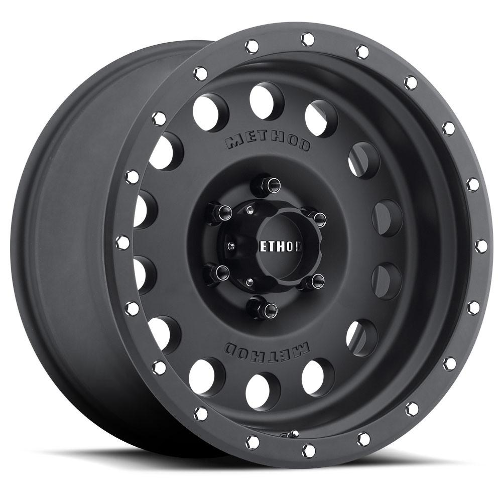 METHOD RACE WHEELS メソッド ホイール 307 | Hole | Matte Black
