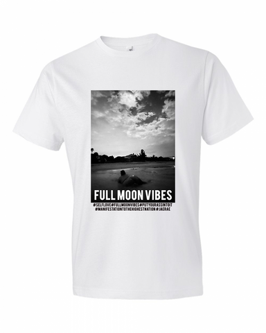 Full Moon Short Sleeve T-Shirt