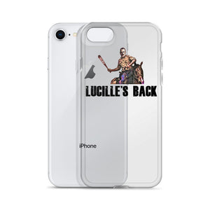 Lucille's Back iPhone Case