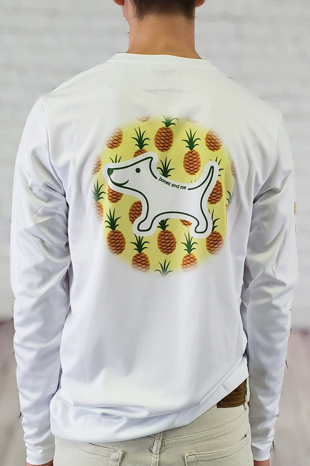 Sweet Pineapple Sun Shirt