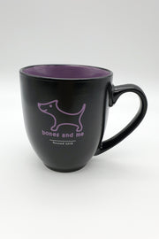 Rescued 2018 – Bistro Mug in Lovely Lavender