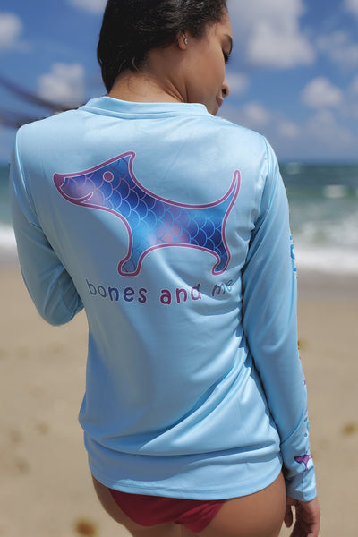 Mermaid Sun Shirt