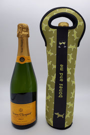 Neoprene Champagne Bottle Holder