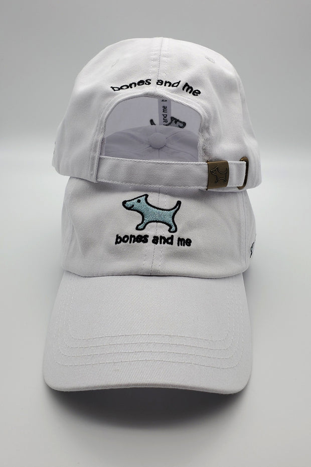 Pure White Baseball Cap