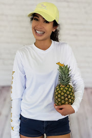 I ♡ VUCJAK - Sweet Pineapple Sun Shirt