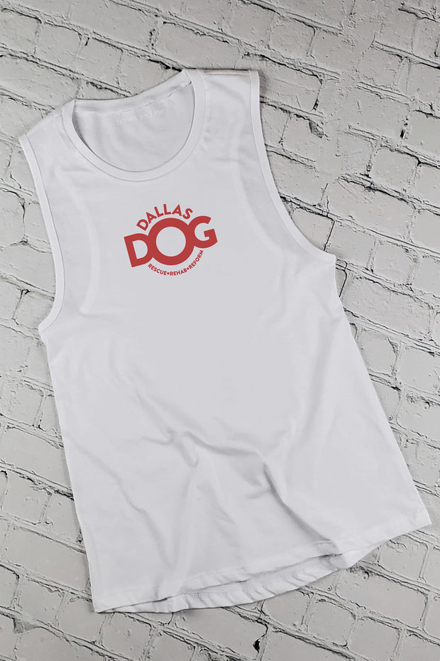Dallas Dog Muscle Tank