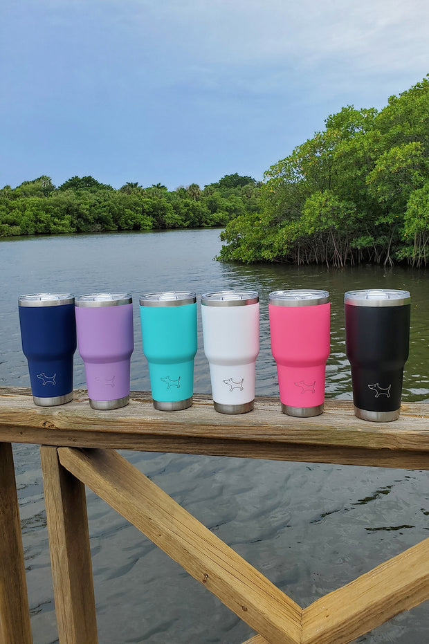 Retro Cup 30oz (30+ breeds available) 6 colors