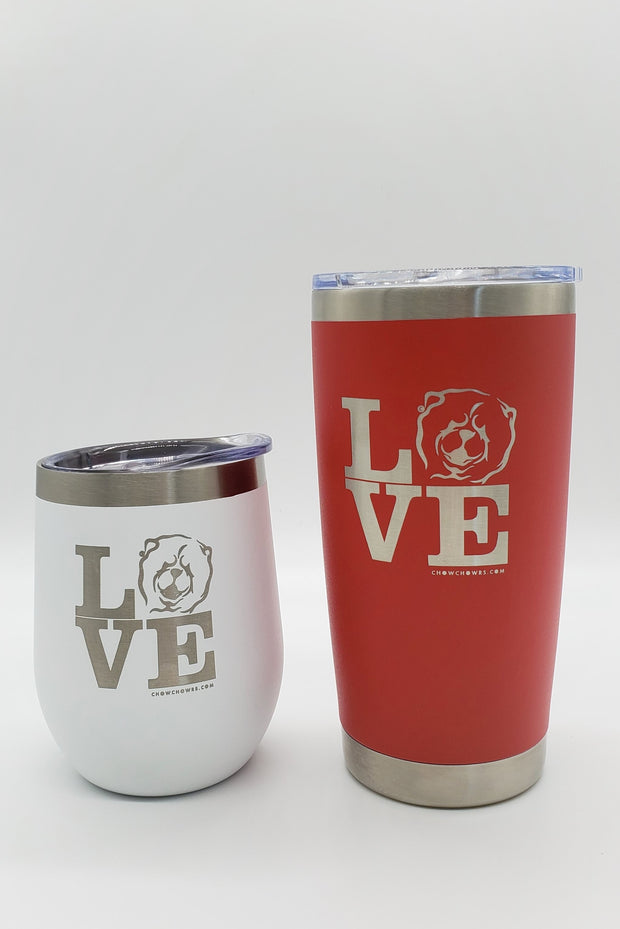 Chow Chow Rescue - 2-Pack Drink Tumbler