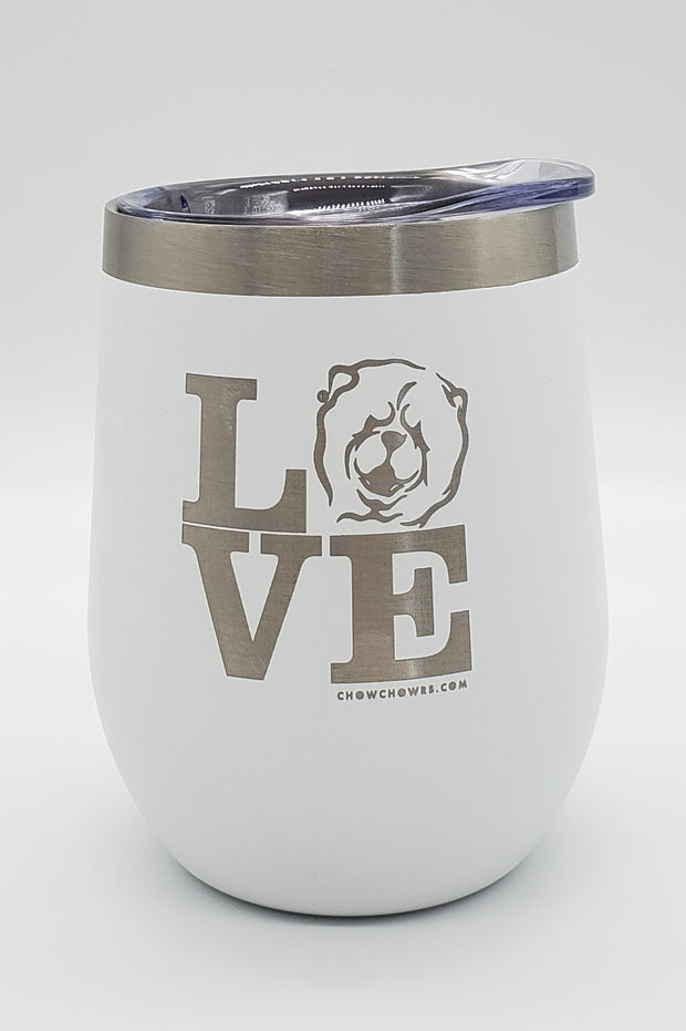 Chow Chow Rescue - 12oz Drink Tumbler