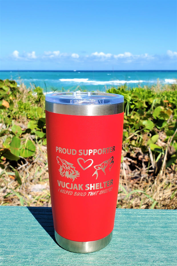 VUCJAK SHELTER - 2-Pack Drink Tumbler