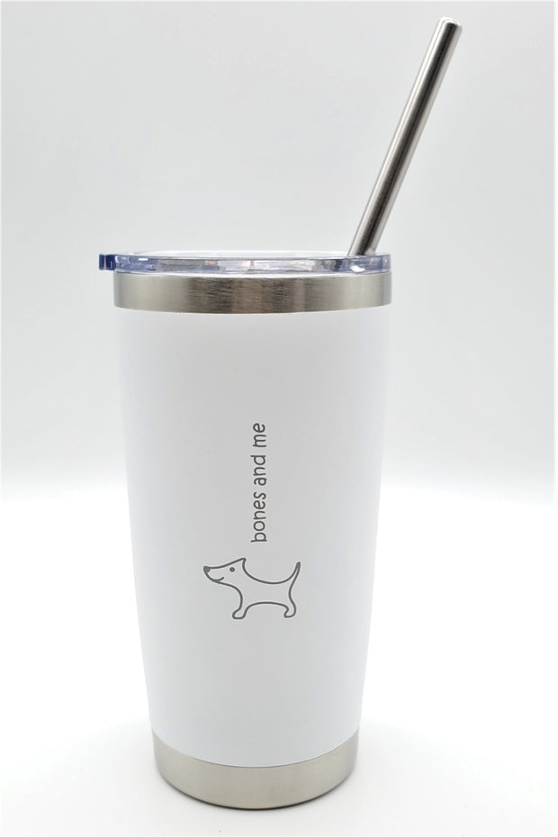Hollywood Huskies - 20oz Drink Tumbler
