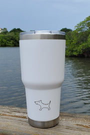 The Pibble 30oz Tumbler (6 COLORS)