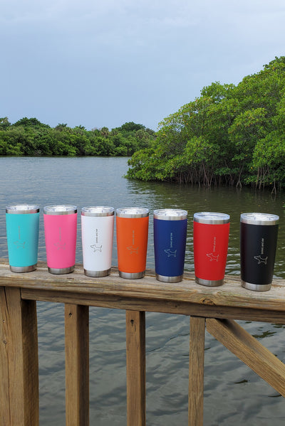 DRSF 20oz Drink Tumbler (NOW 7 COLORS)