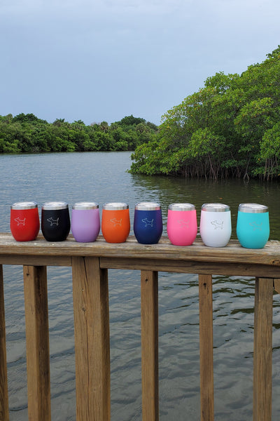DRSF 12oz Drink Tumbler (NOW 8 COLORS)