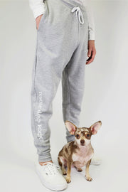 All Day Joggers - Partner Edition (Heather Grey)