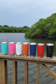 Charlie's 20oz Drink Tumbler (7 COLORS)