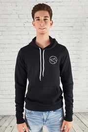 VUCJAK edition - Coziest Do Good Fleece Hoodie - black