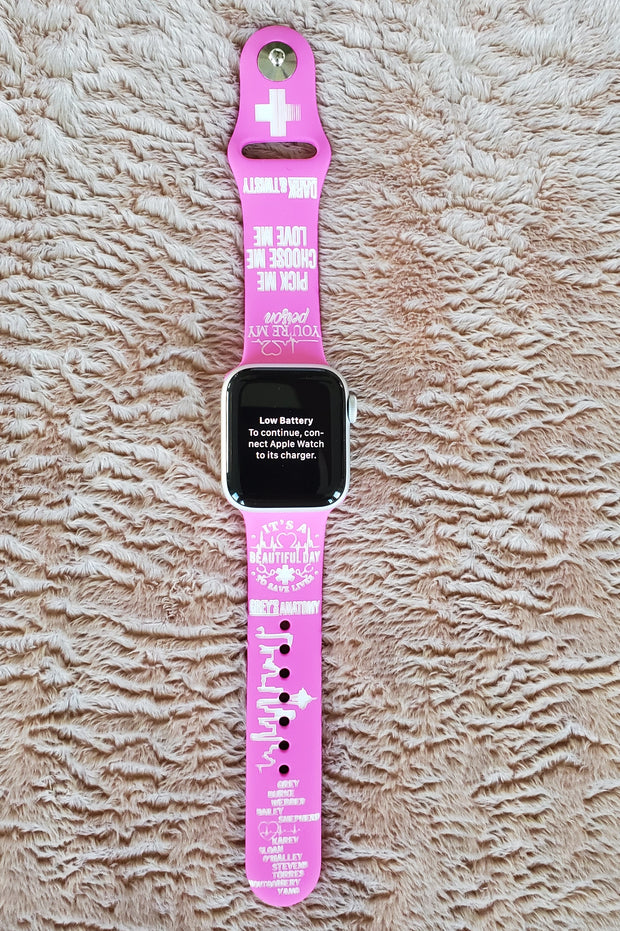 Grey's Anatomy - Watch Band