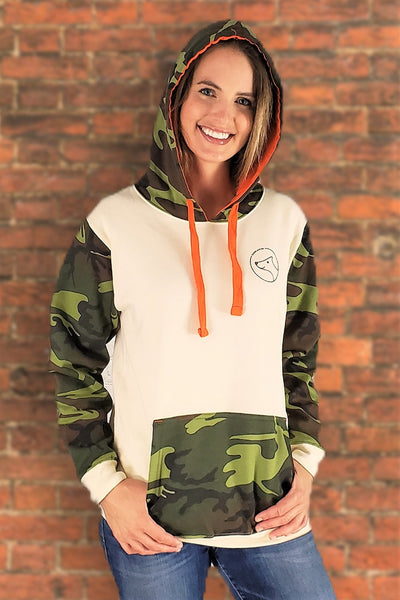 Do Good Camo Hoodie