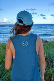 Do Good Teal Muscle Tank