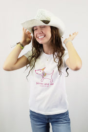 Unicorns ARE Real Youth Cotton Tee