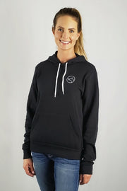 Coziest Do Good Fleece Hoodie - black