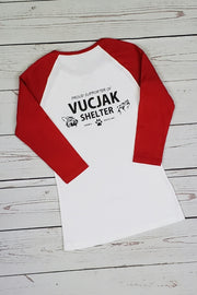 Bella Fit Baseball 3/4 Sleeve (Vucjak edition)