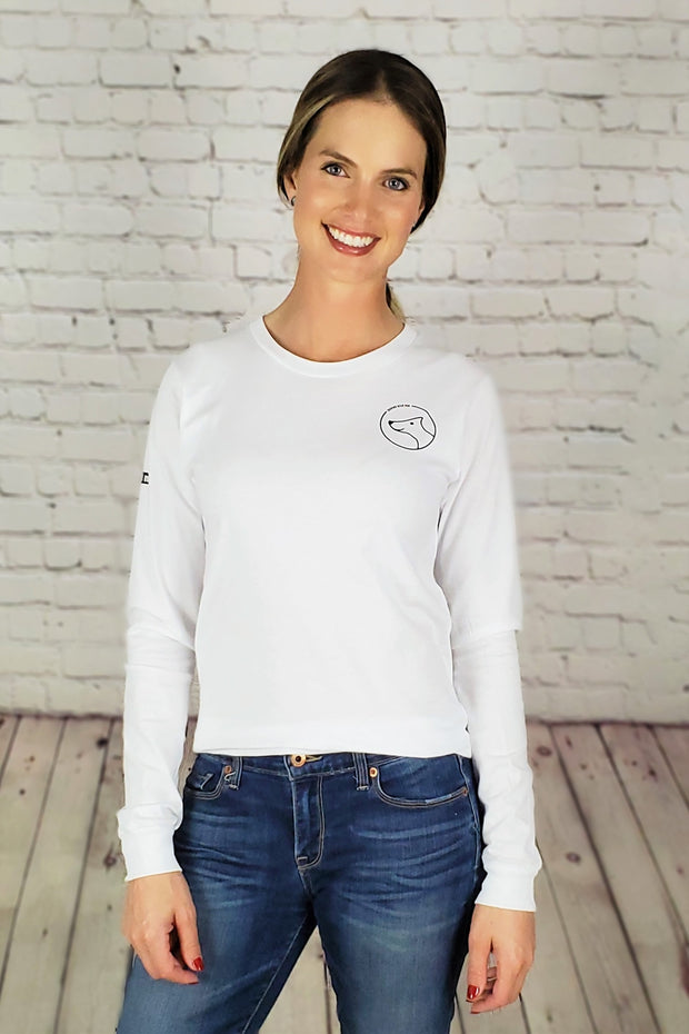 Everyday Classic Long Sleeve - Classic White