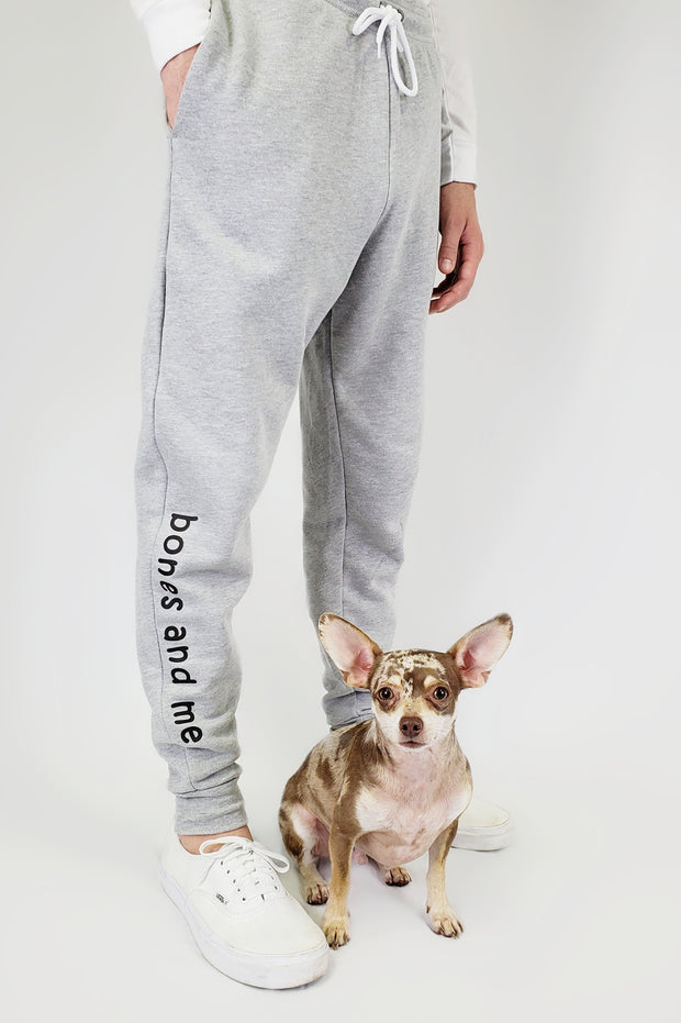All Day Joggers (Heather Grey)