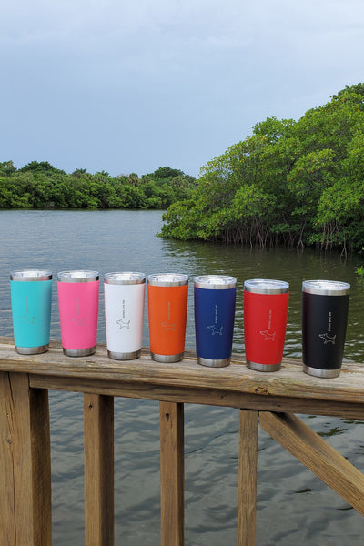 The Doxie - 20oz Drink Tumbler (7 colors)