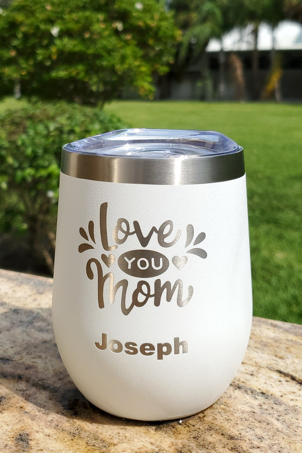 The MOM Cup - 12oz (3 DESIGNS)