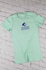 Ladies Logo Tee (5 colors)