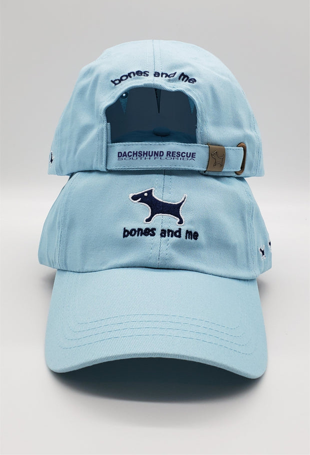 Baby Blue Baseball Cap (Partner Edition)