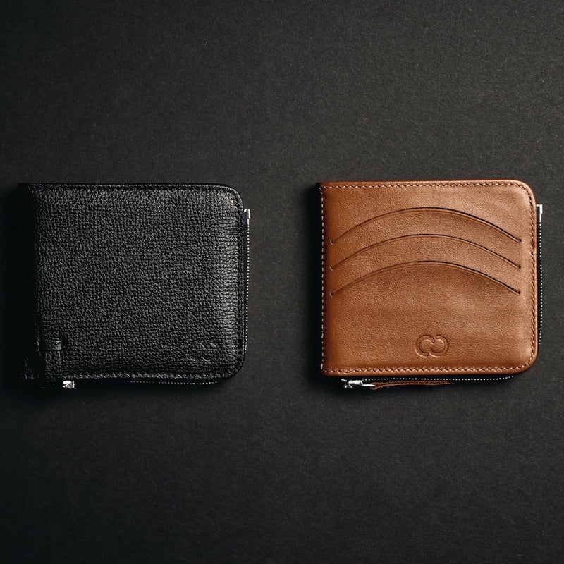 The Slim & Bifold Black