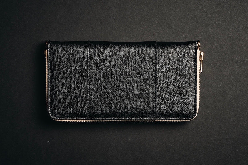 Test CASUAL CLUTCH WALLET - BLACK