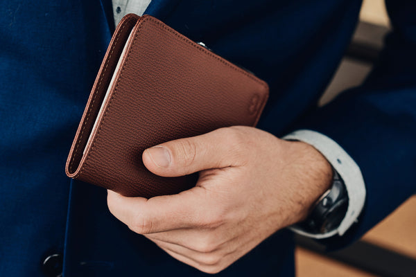 The Laurent All-In Wallet Black