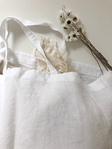 Linge Particulier Bag Off White